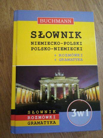 Słownik niemiecko polski rozmówki gramatyka