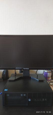 Vendo pc - Torre + monitor - computador para trabalho ou estudantes