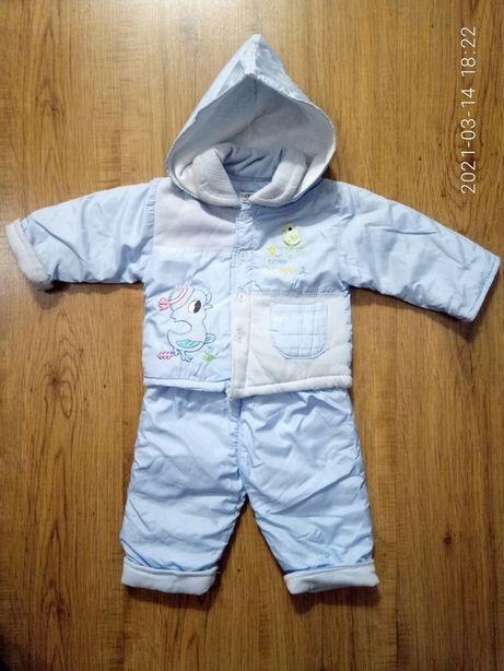Куртка демисезонная штаны костюм