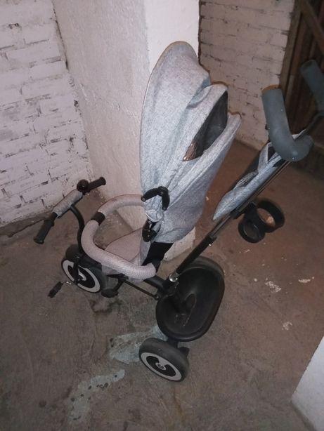 Rowerek trzykołowy kinderkraft