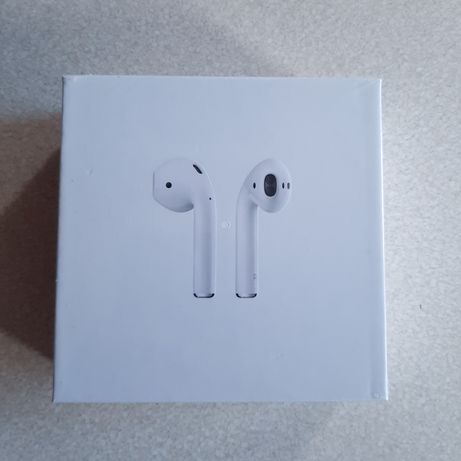 AirPods 2 2019 MRXJ2CH/A White with Wireless Charging Case