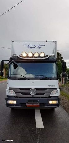 Mercedes-Benz Atego 1524  Kontener Izoterma Otwierany Bok Agregat