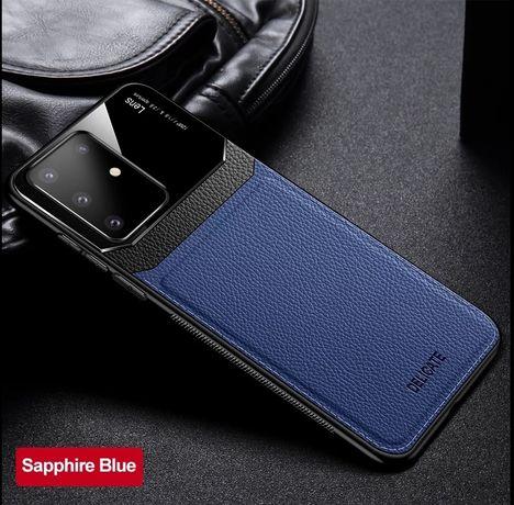 Etui Samsung Galaxy S10+ skóra