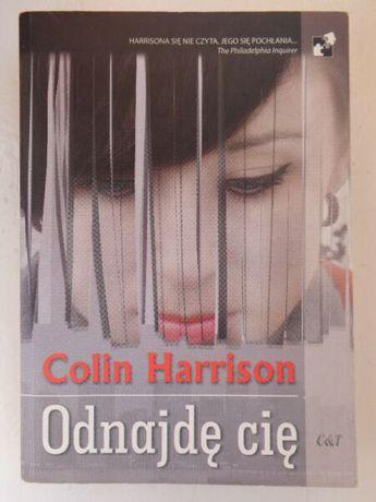 Odnajdę Cię Colin Harrison