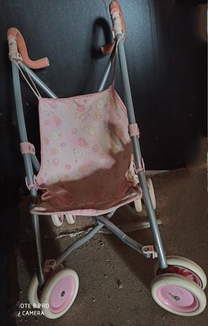 Wózek zabawkowy dla lalek