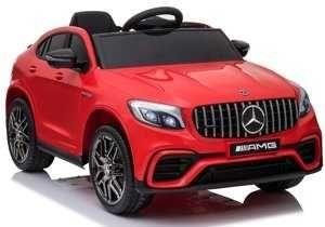 Mercedes QLS 4x4 auto samochód pojazd na akumulator Quad