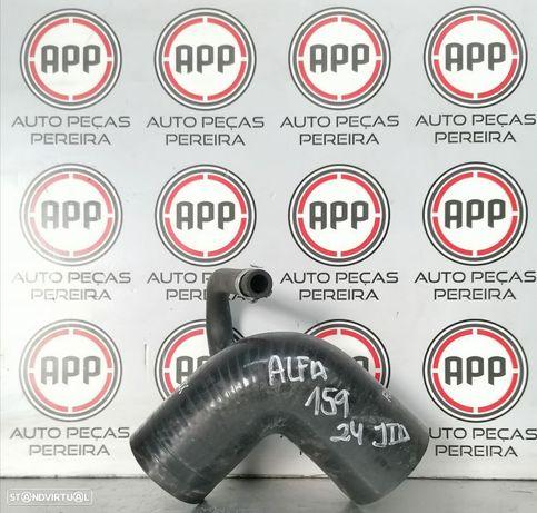 Tubo de intercooler superior Alfa 159 2.4 MJET, marca Redox