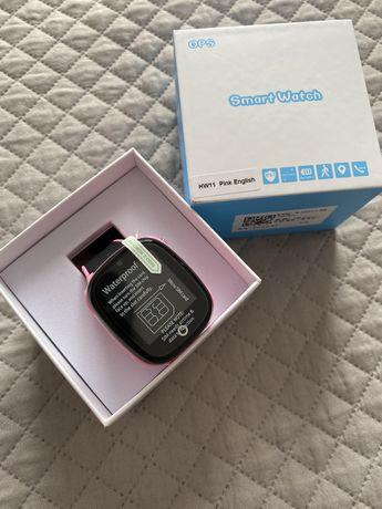 Smartwatch Dla Dzieci z GPS Mediatek Tracker