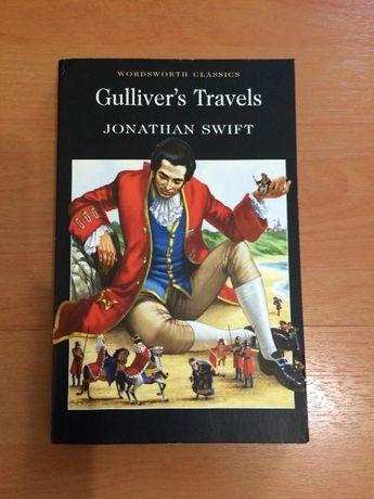 Livro Gulliver's Travels de Jonathan Swift INLGES