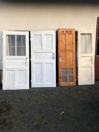 Do sprzedania drzwi drewniane