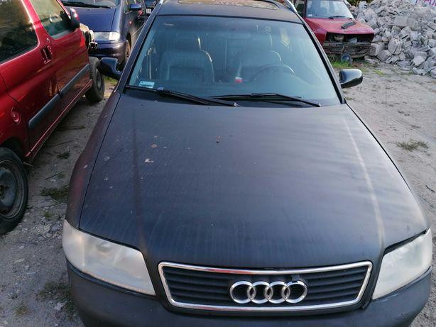Audi a6 c5 1,9 TDI 130km cała na części potrzebujesz czegoś dzwoń