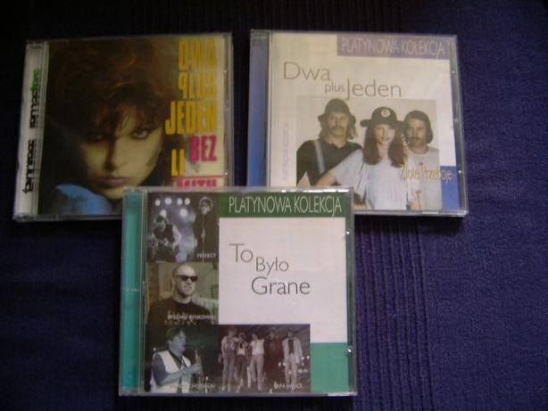 Płyty CD Dwa+Jeden/To było grane(3 płyty)