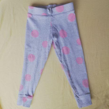 Spodnie dresowe rurki zara 92 98 dla dziewczynki