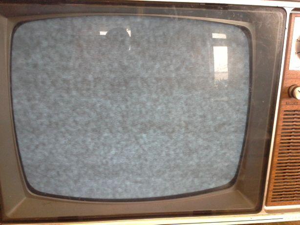 Черно белый раритетный телевизор NordMende