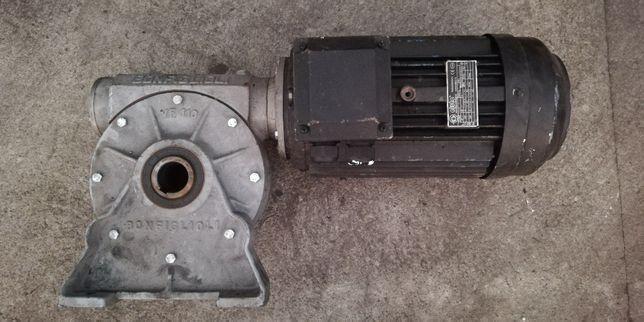 Przekładnia motoreduktor ślimakowy nowy