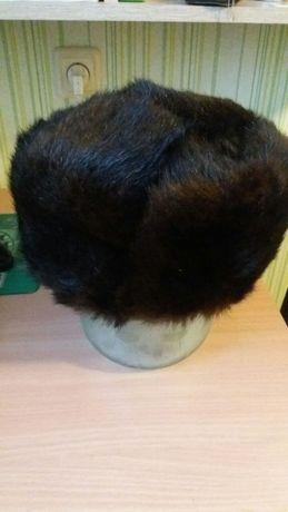 Продам шапку мужскую зимнюю в отличном состоянии