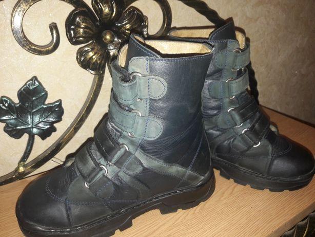 Шкіряне взуття 30 розмір Аурелька польща
