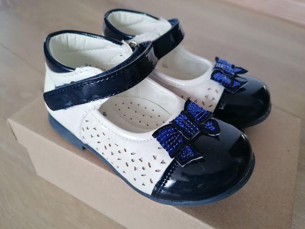Buty dziewczęce marki NelliBlu rozm 24