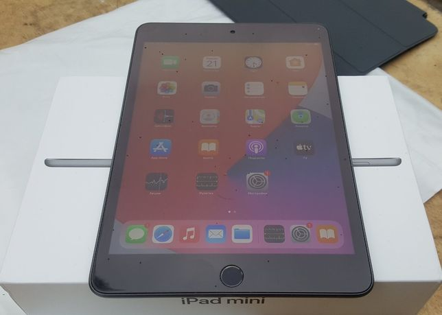 ipad mini 5 64GB Space Gray wifi only ModelA2133 подарки!