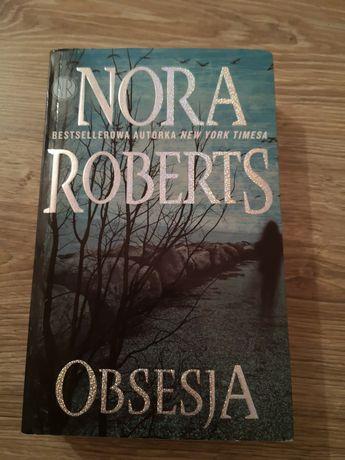 Książka Obsesja Nora Roberts
