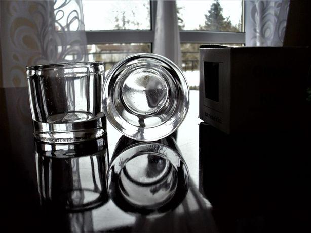 Szkło Fińskie świecznik Iittala ,,Kivi''