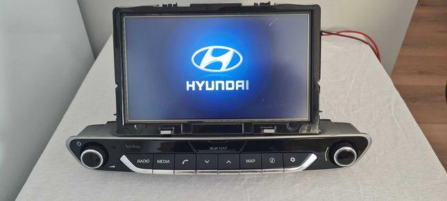 Hyundai IONIQ Radio Nawigacja Bt Dab Car- play SPRAWNE