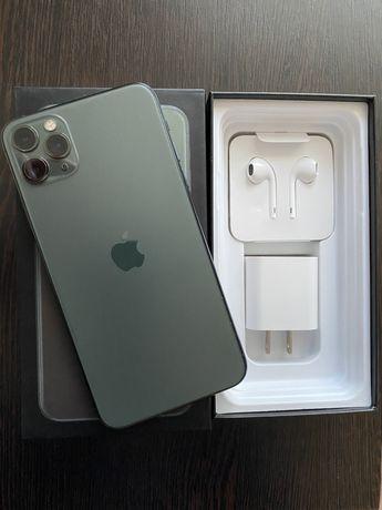 Apple айфон iphone 11 Pro Max 64gb Midnigh Green neverlock! Не реф!