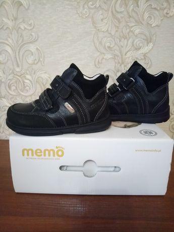 Ортопедичні черевики Мемо