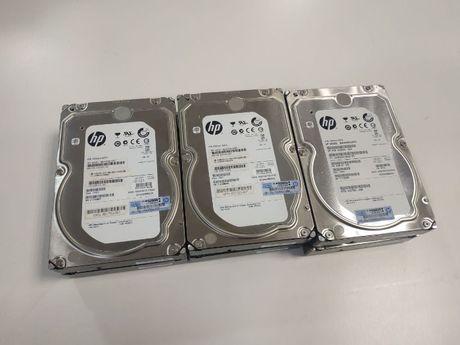 HDD Жесткий диск Seagate MB4000GCWDC 4Tb 7.2K SATA 3.5 HP Enterprise