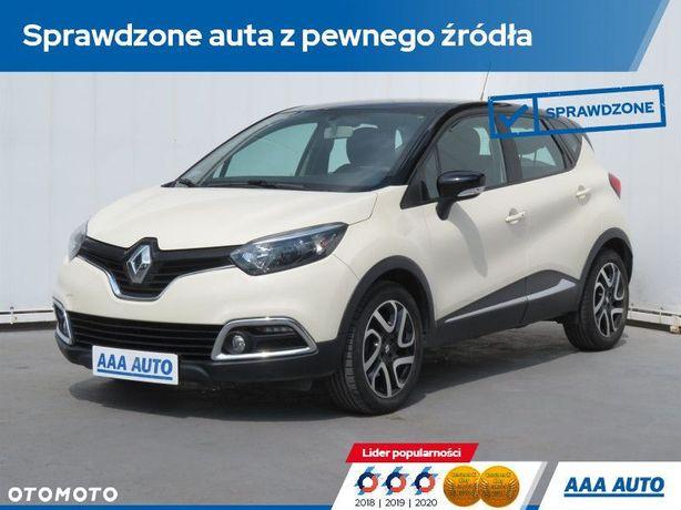 Renault Captur 1.2 TCe, Salon Polska, 1. Właściciel, Serwis ASO, Automat, Navi,