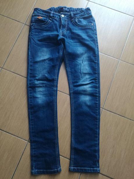 Spodnie jeans 146/152
