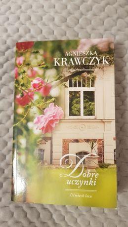 Tanie Czytanie Agnieszka Krawczyk Dobre Uczynki + gratis Córy Nocy