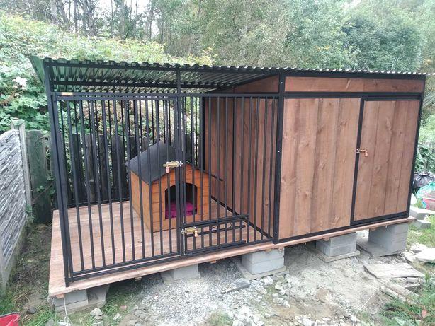 ogrodowy domek na narzedzia ,kojec,duda dla psa, wiata,drewutnia różne