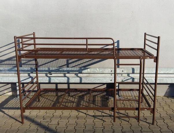 Łóżko piętrowe metalowe łóżka 205cm X 95Xcm X 135cm