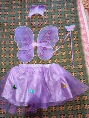 костюм бабочки-феи- хороший подарок на Новый год