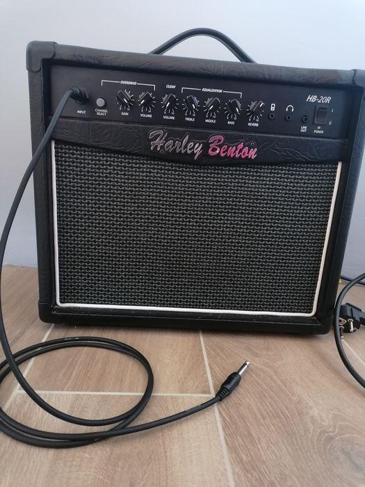 Wzmacniacz gitarowy Harley Benton Opole - image 1