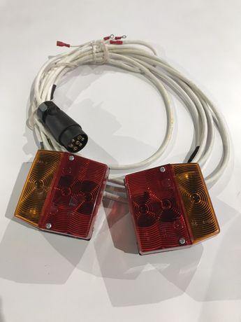 Проводка для прицепа,фонары,комплектующие для прицепа
