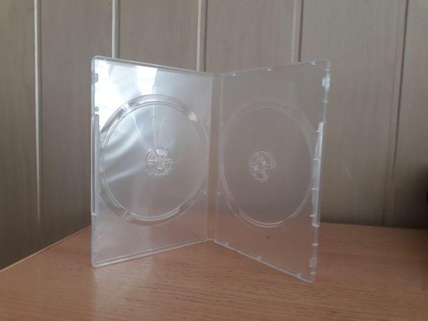 pudełka DVD przezroczyste