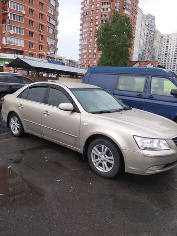 Hyundai sonata (Хундай соната)   NF 2008
