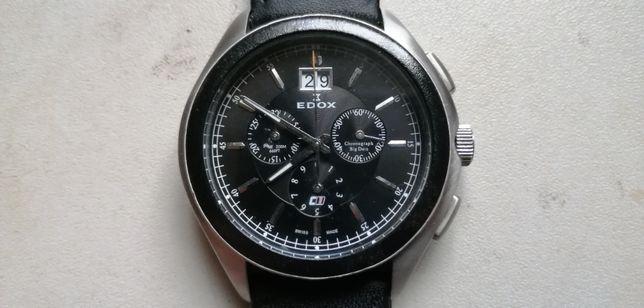EDOX - chronograf - 200m zegarek