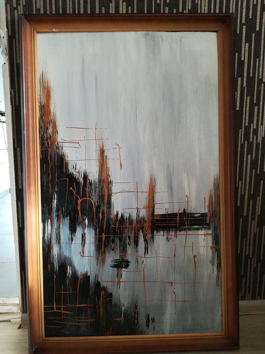 Картина абстракция Одесса - изображение 1