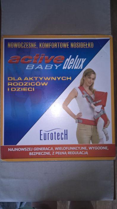 Nosidło Active Baby Delux firmy Eurotech Sosnowiec - image 1
