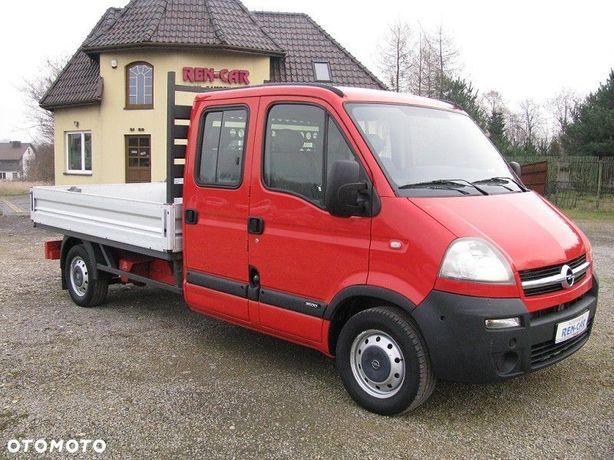 Opel Movano  L3H1 -doka 7 osób super stan bez korozji
