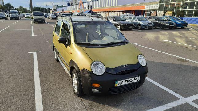 Машинка Chery QQ  1.1 л