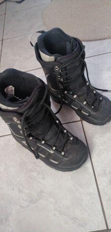 buty na snowboard northwave freedom rozmiar 38 wkładka 25cm