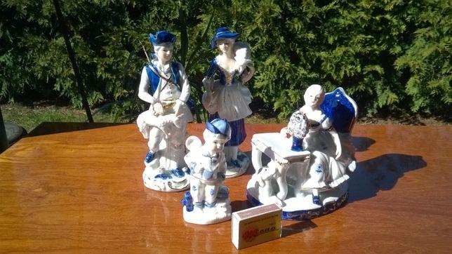 figurki porcelanowe