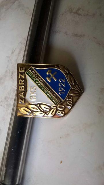 wpinki / odznaki związane z Gliwicami / z Zabrzem