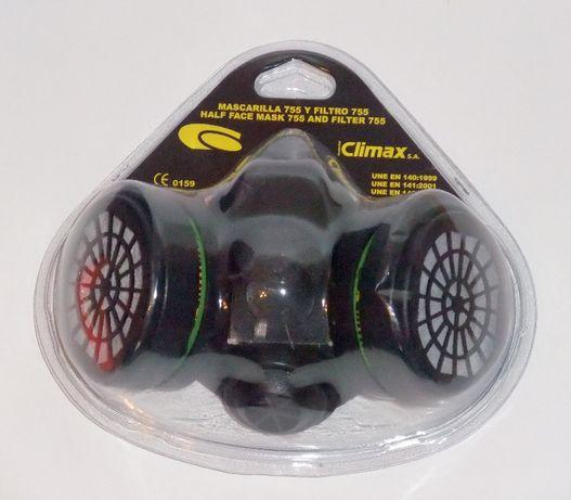 Półmaska maska ADR Climax 755 ABEK1P1 skrzynka ADR