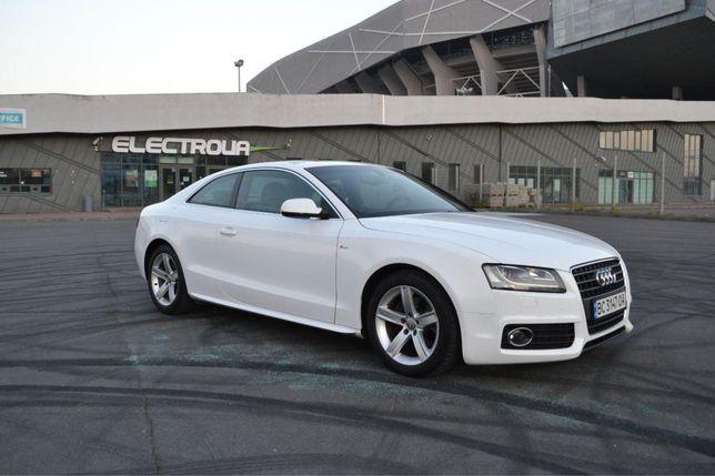Audi A5, S-Line 2.0 TFSI, 2011, 138 тис.км., з Switzerland,