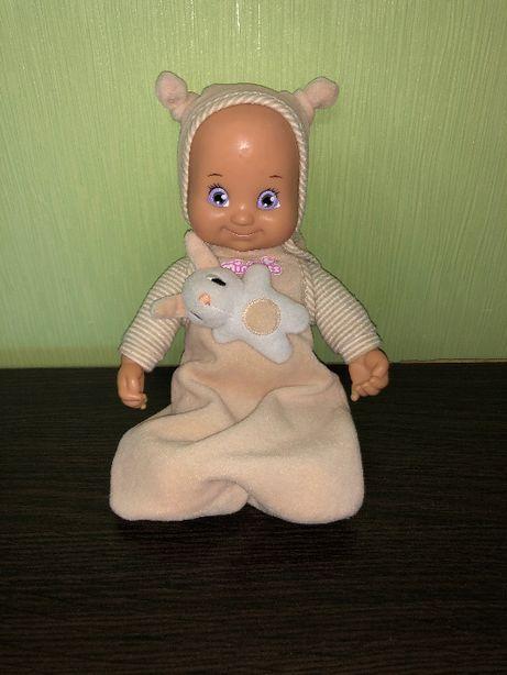 Продам Интерактивную Куклу Smoby Minikiss с кроликом